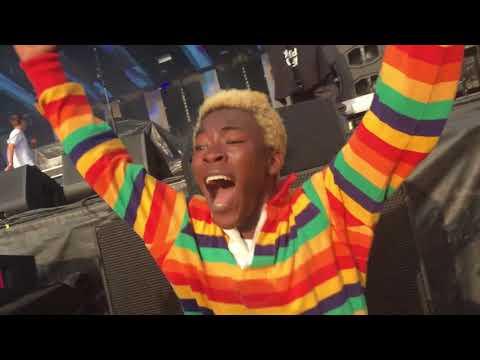Afropunk 2017 - Brockhampton - Star