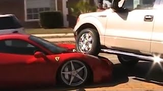 Ferrari Super Car Fail Compilation