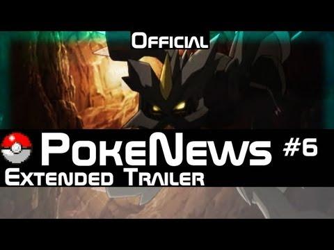 PokeNews - Extended Trailer: Pokemon Movie 15 : Kyurem VS the Sacred Swordsman: Keldeo