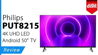Philips 50-inch Android Smart …
