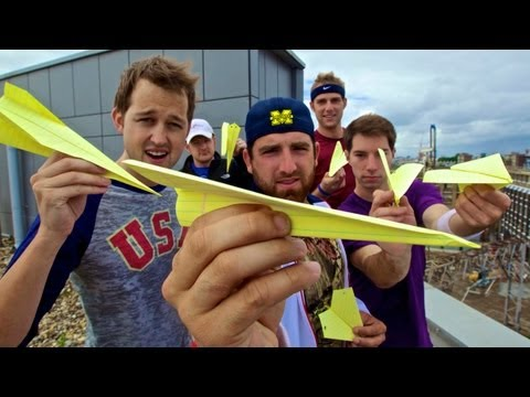 Thumbnail: Paper Airplane Battle