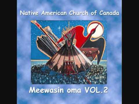 Meewasin Oma -4 Peyote Songs