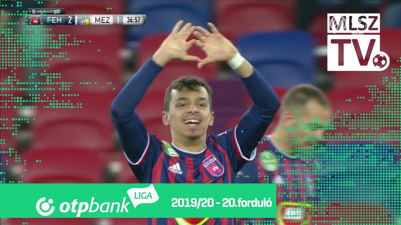 MOL Fehérvár FC – Mezőkövesd Zsóry FC | 2-1 | (2-1) | OTP ...