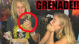grenade in the mail most crazy awesome fan mail