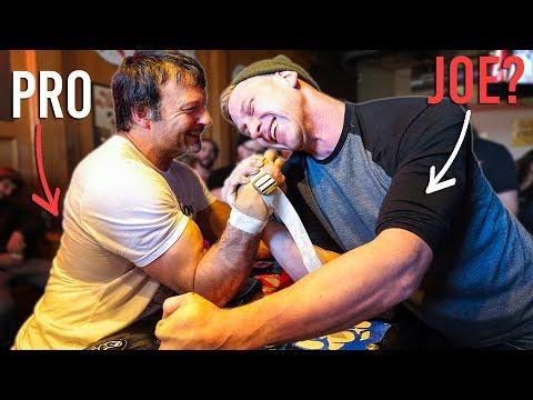 Pro boxer vs Amateur boxer STREET BOXINGKaynak: YouTube · Süre: 10 dakika23 saniye