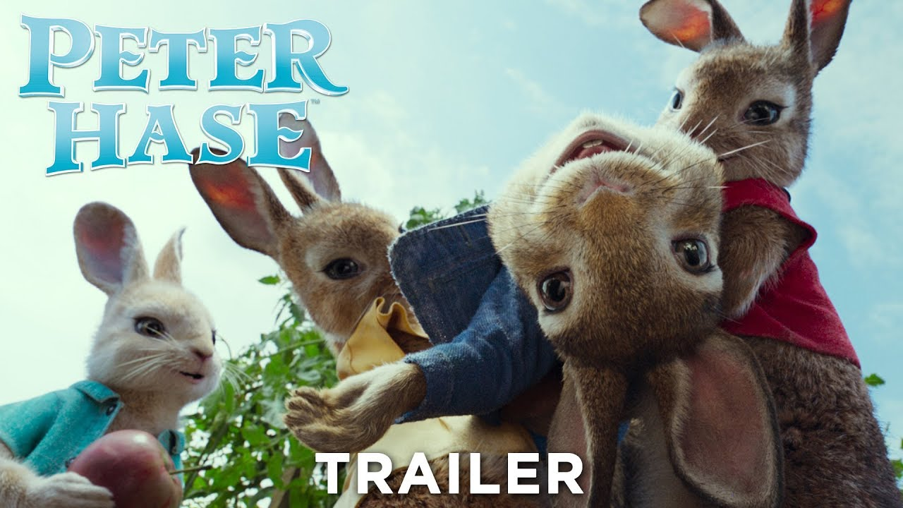 Trailer Peter Hase