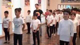 Gunduz Babayev (dancer) _ GencSen (CTV)