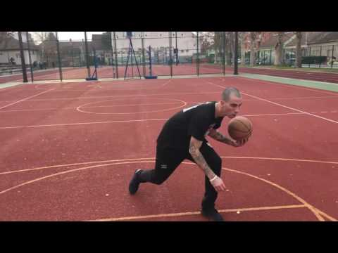 Tricky - Skola Basketa - Jamal Crawford Behind the Back Crossover