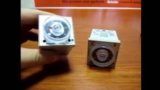Таймеры серии ATN  AT8N и AT11DN  Обзор и различия