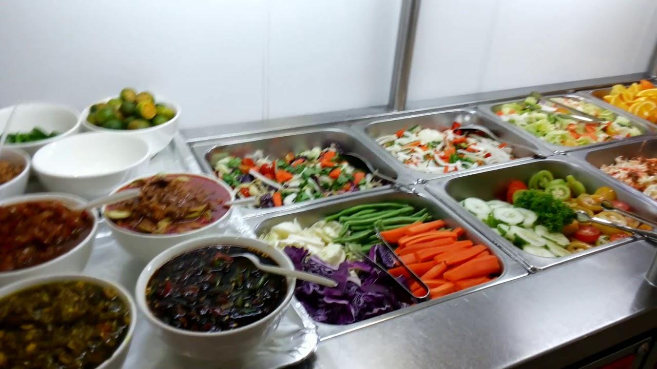 Menu Makan Siang Di Kapal Offshore 10 09 2017 Youtube