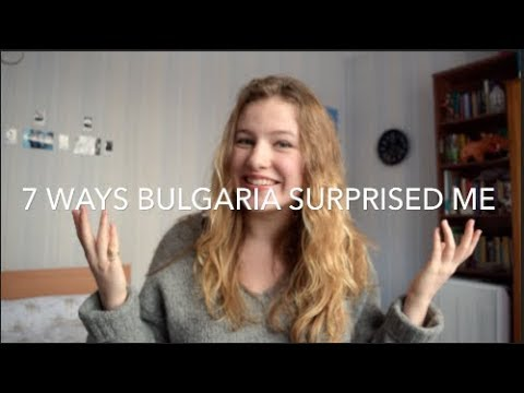 7 Ways Bulgaria SURPRISED Me - Margaret || No Foreign Lands
