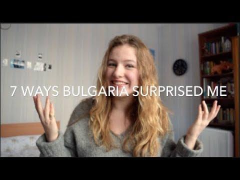 7 Ways Bulgaria SURPRISED Me - Margaret || No Foreign Lands