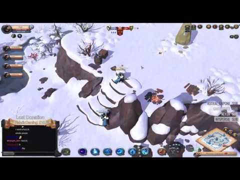 GvG - Exertion VS Nox Noctis #2 - Albion Online PvP