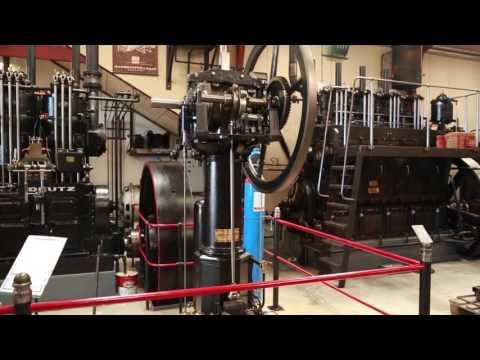 Otto & Langen Atmospheric | Dansk Motor- og Maskinsamling