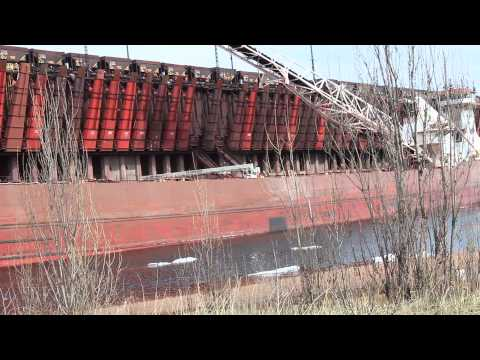 Lake Freighter fill