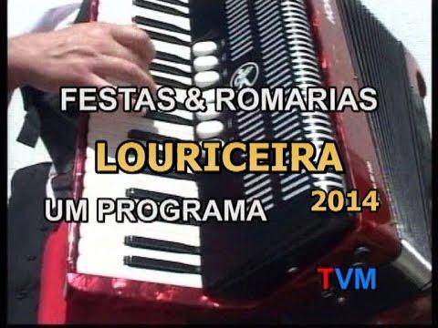 FESTA DA LOURICEIRA 2014(exclusivo TVM)