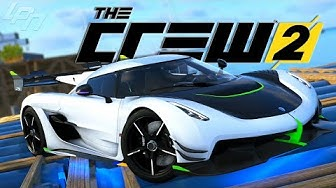 KOENIGSEGG JESKO TUNING! - THE CREW 2 | Lets Play The Crew 2