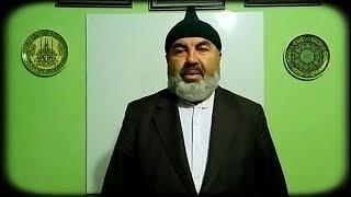 Ali İhsan TÜRCAN | Allah'a (c.c.) Kulluk, Rasûlüne (s.a.s.) Uygunluk