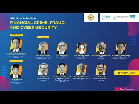 FINANCIAL CRIME, FRAUD, AND CYBER-SECURITY