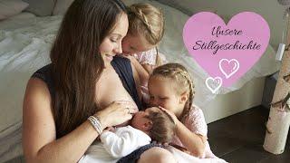 Unsere Stillgeschichte  3 vollgestillte Kinder  Kathis Daily Life