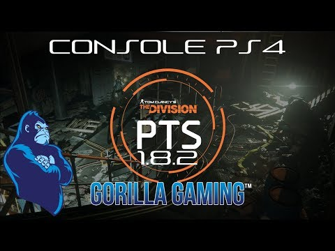 [The Division] 🦍Gorilla Gaming™|🏴 PTS 1.8.2 Console 🏴 | 🦍