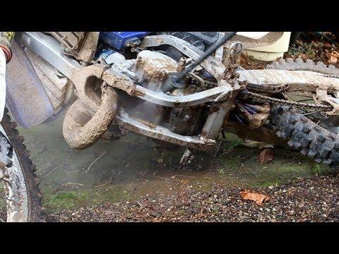Laver Sa moto De Cross,Séchage Et Graissage SCUMMYBRAAP518