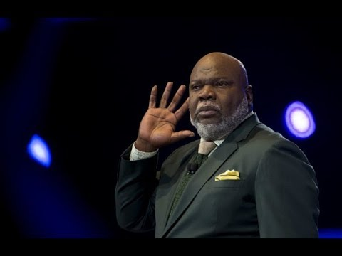 """More Than Enough"" Bishop T.D. Jakes (Powerful Word from God ..."