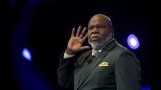 """More Than Enough"" Bishop T D Jakes Powerful Word from God"