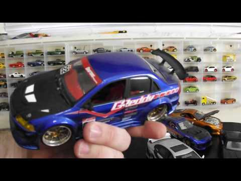 WHAT I KEPT FROM MY JADA TOYS DIECAST CAR COLLECTION