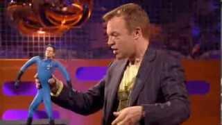 Graham Norton Show 2007-S1xE5 Ioan Gruffudd, Jessie Wallace, Scooch-part 2
