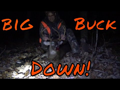 Virginia Deer Hunting Season 2018 Big Buck Down