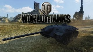 World of Tanks - The E-25 - The Smiling Assassin