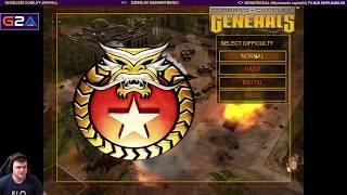 Moja ulubiona strategia - Command & Conquer: Generals / 07.03.2019 (#2)