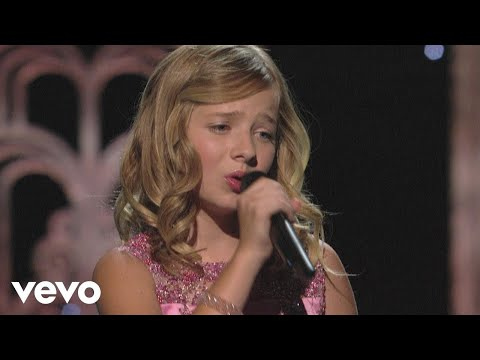 Jackie Evancho - When I Fall In Love (from Music of the Movies)
