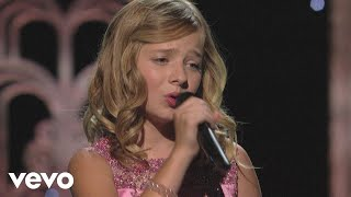 Смотреть клип Jackie Evancho - When I Fall In Love