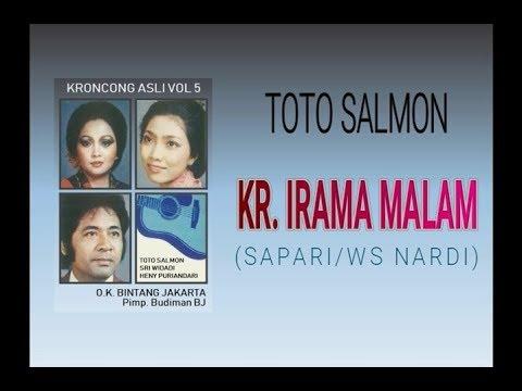 Kr. IRAMA MALAM - Toto Salmon (Keroncong Asli Vol 5)