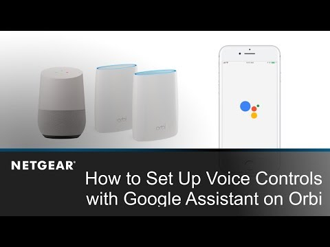 How to Set Up Voice Controls with Google Assistant on Orbi WiFi