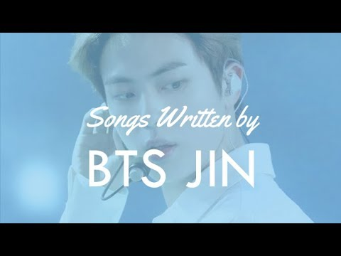 songs-written-and-composed-by-bts-kim-seok-jin