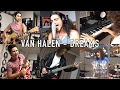 watch he video of Van Halen - Dreams - Cover by Josh & Luke Gallagher, Sal Abate