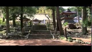 1996年公開のホラー映画『学校の怪談2』のロケ地である山梨県韮崎市蕃竹...