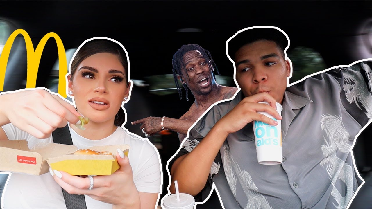 Download We Tried the New TRAVIS SCOTT Meal at McDonalds!