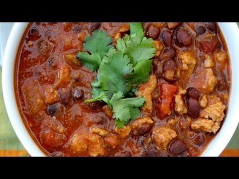 Best Turkey CHILI Recipe   Affordable + Easy!