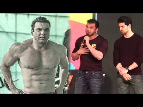 Sanjay Dutt & Salman Khan Gym Body Building Workout After ... |Salman Khan Workout In Gym
