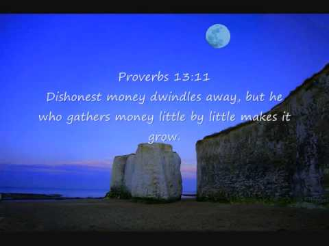 Bible Verses About Money. Bible Quotes