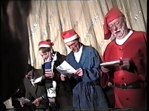 Iona Club Pantomime - Circa 1990's