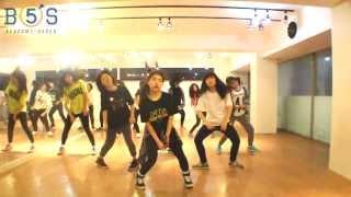 @New Boyz - Bunz(feat. Kydd-SB) | GirlsHiphopClass | B5S Academy DAEGU |