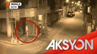 Holdaper sa Maynila, napatay matapos umanong mang-agaw ng baril ng pulis
