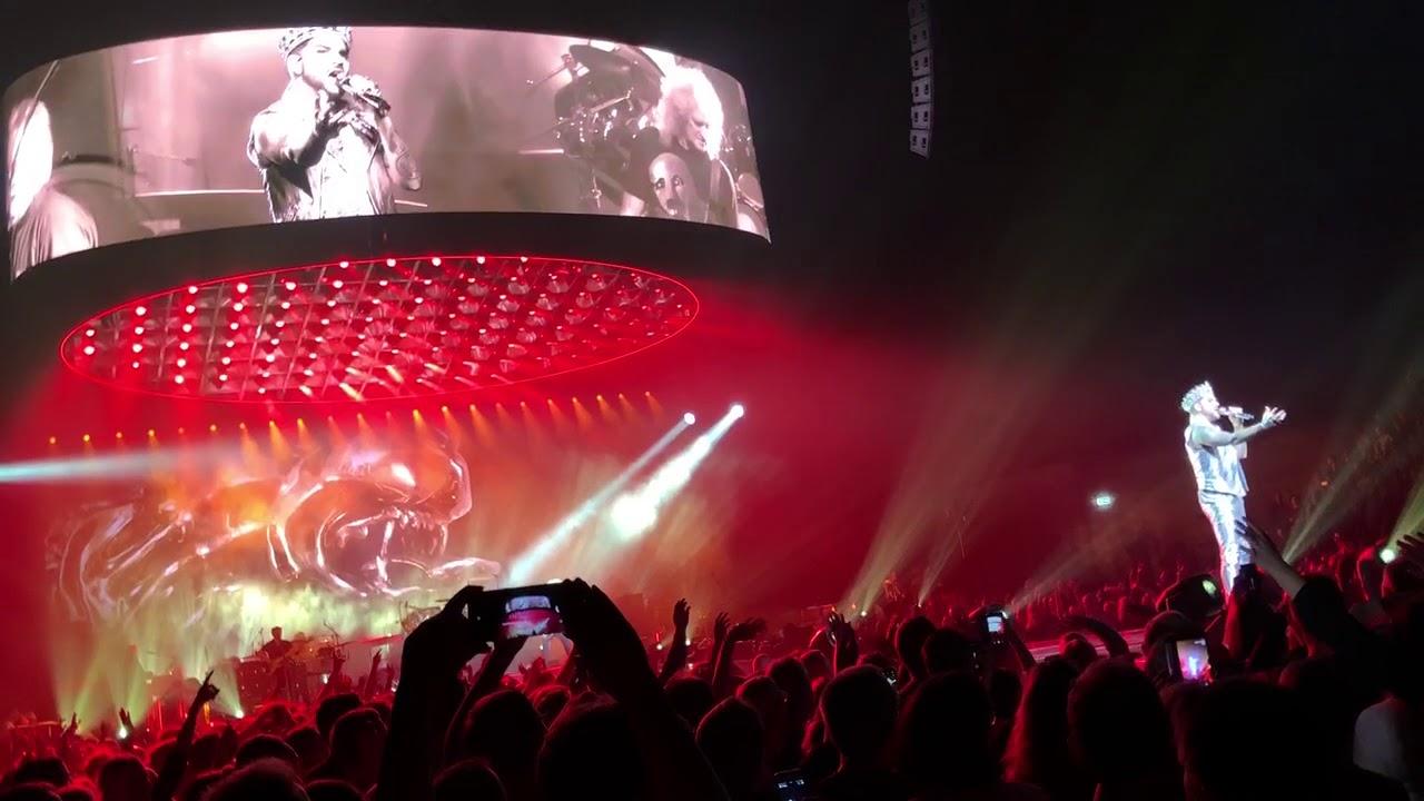 queen koncert danmark 2017