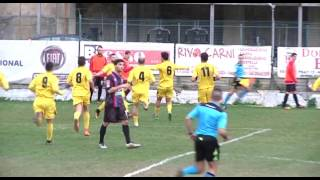 Argentina-Gavorrano 2-1 Serie D Girone E