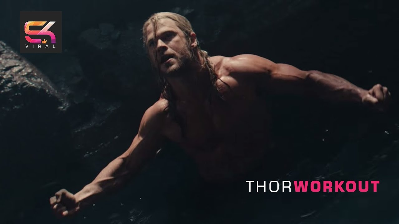 Thor Workout with Chris Hemsworth - SK Viral - YouTube